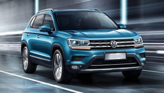 2021 Volkswagen Tarek