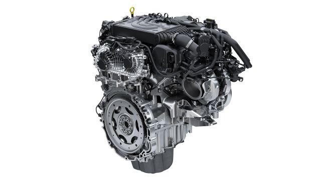 2022 Land Rover Range Rover powertrain