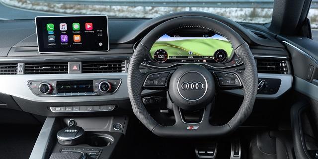 2021 Audi Q5 Sportback cabin