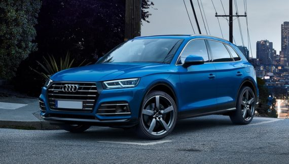 2021 Audi Q5 Sportback front