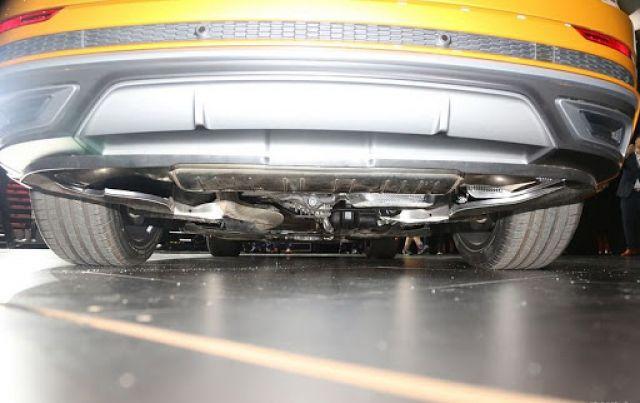 2021 Audi Q9 chasis