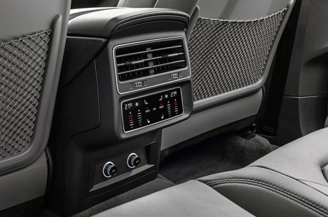 2021 Audi Q9 interior look