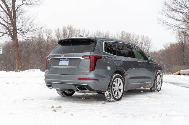 2021 Cadillac XT6 rear