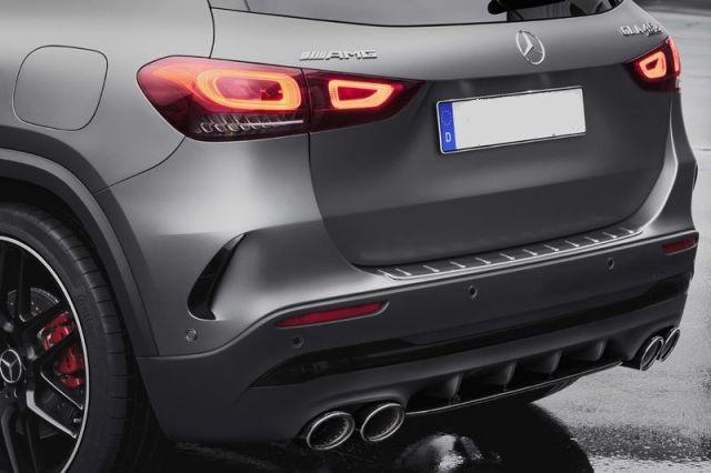 2021 Mercedes-AMG GLA 45 rear