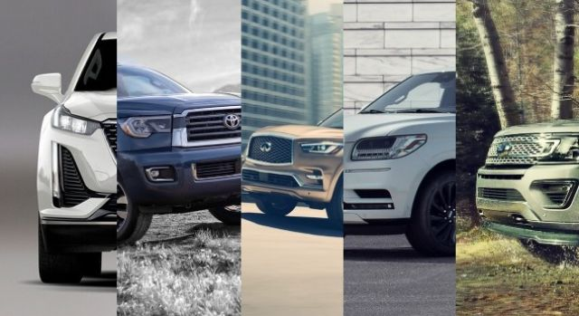 2021 Top Rated Full-Size SUVs