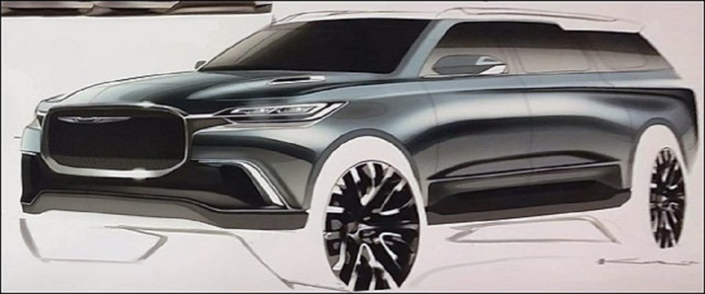 2021 Chrysler Aspen