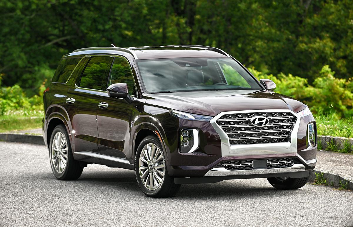 2021 hyundai palisade is a perfect 7seater family suv