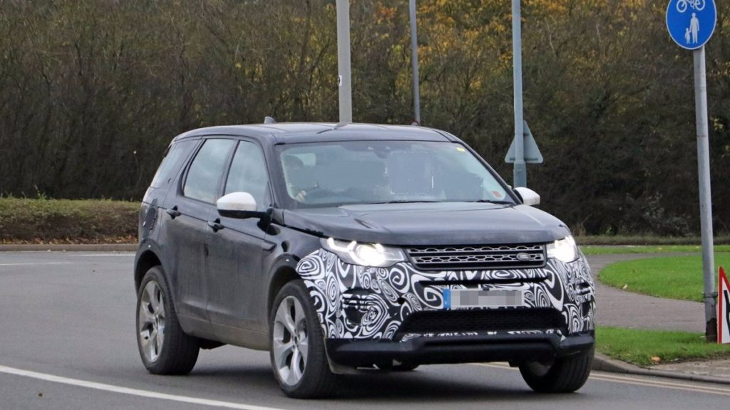 2021 Land Rover Discovery Sport