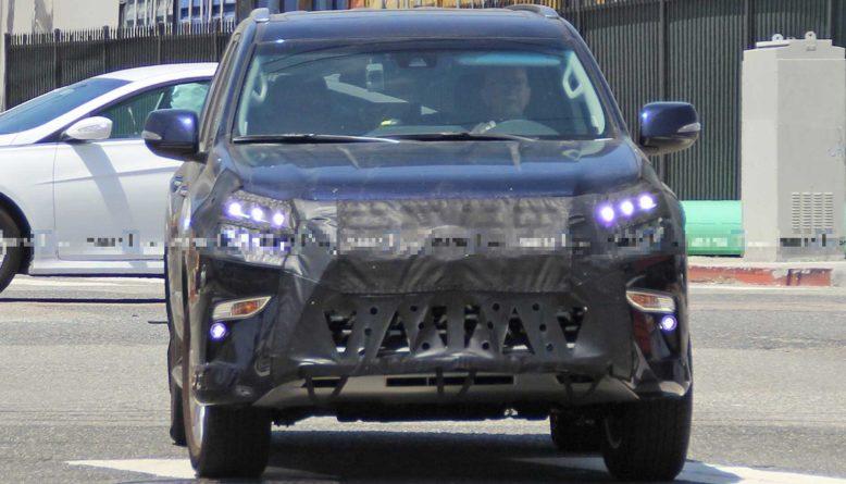 2021 Lexus GX front