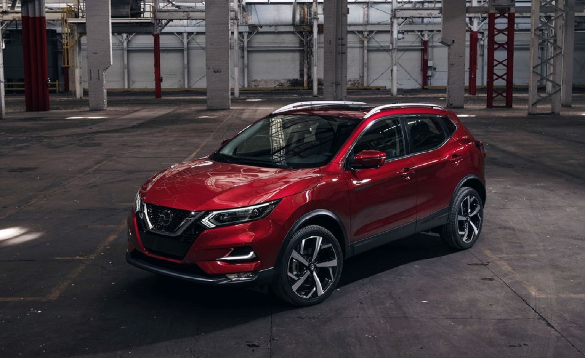 2021 nissan rogue sport will introduce two new colors   2021 new suv