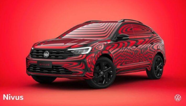 2021 VW Nivus front