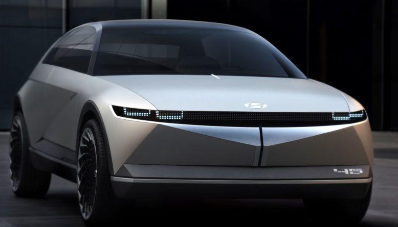 2021 Hyundai 45 Concept
