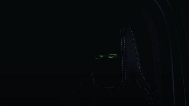 2021 Lister Stealth inside
