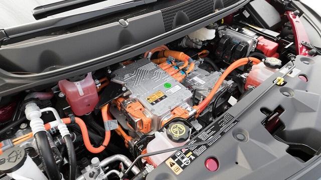 2022 Chevy Bolt EUV engine
