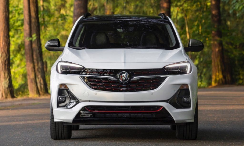 2021 Buick Encore GX front