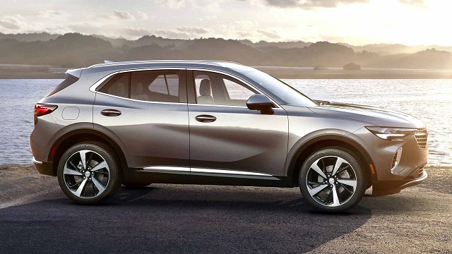2021 buick envision avenir revealed in china  2020  2021