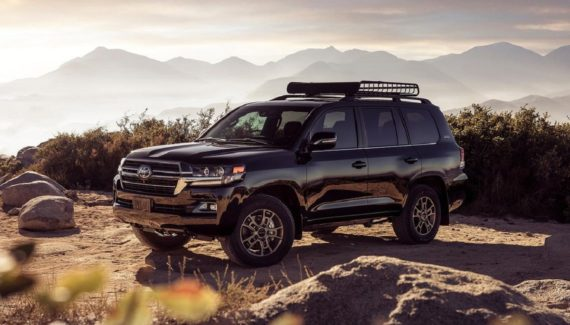 2022 Toyota Land Cruiser