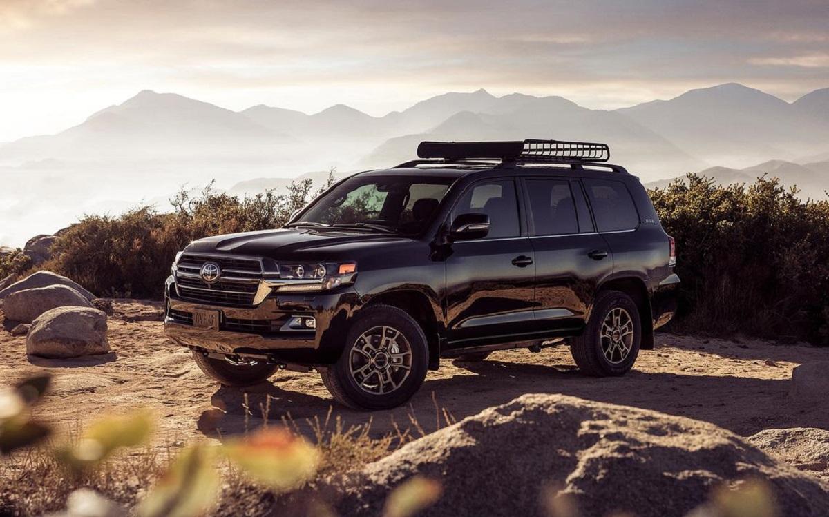 2022 Toyota Land Cruiser Design Overhaul Is Happening ...