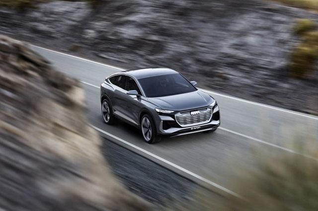 2021 Audi Q4 Sportback