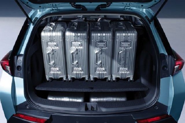 2021 Buick Velite 7 trunk