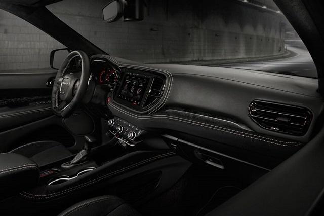 2021 Dodge Durango SRT cabin