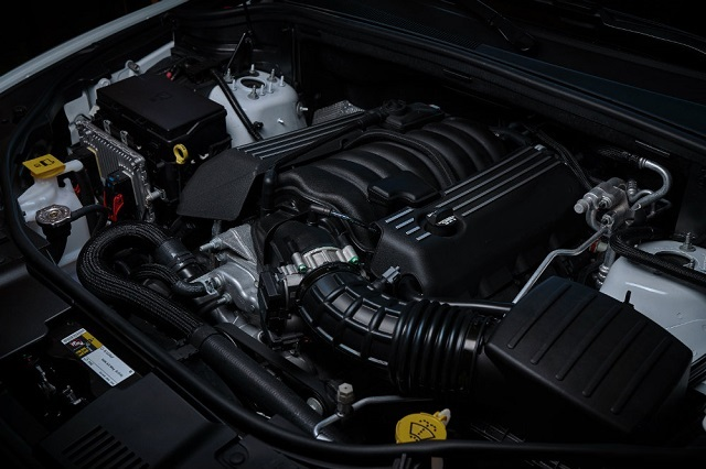 2021 Dodge Durango engine