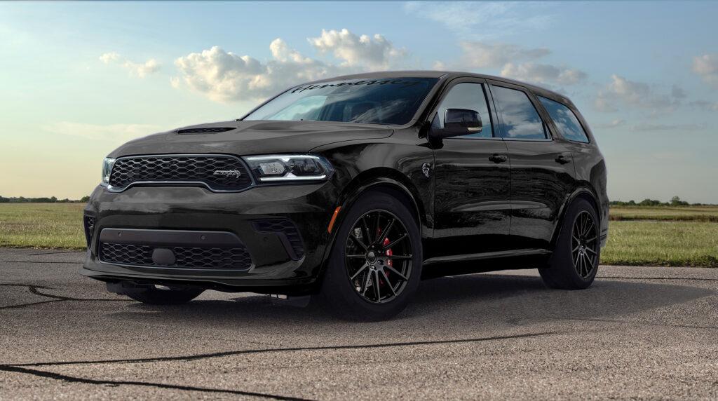 2021 Dodge Durango first look