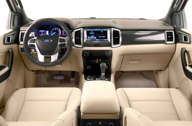 2021 Ford Expedition Max cabin