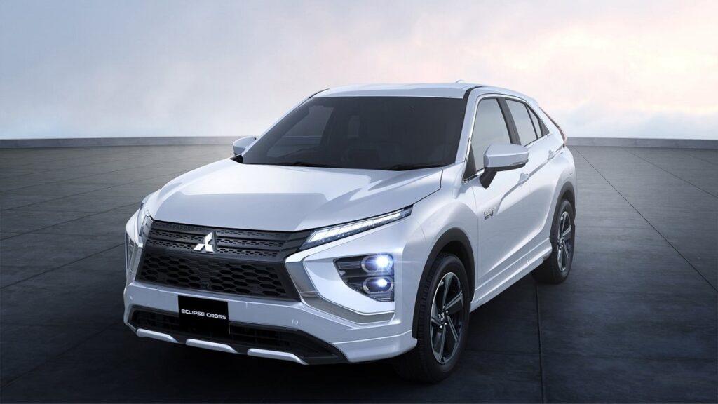 2021 Mitsubishi Eclipse Cross