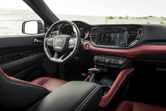 2022 Dodge Durango cabin