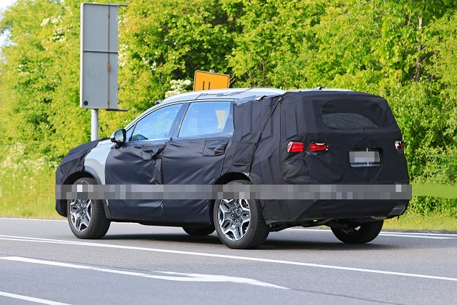 2022 Hyundai Santa Fe rear