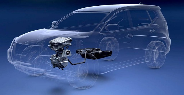 2022 Nissan Murano Ev System