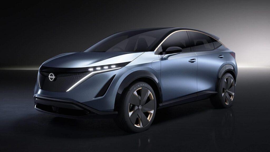 2022 Nissan Murano front