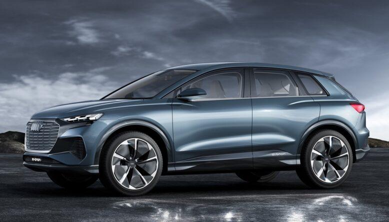 2022 Audi Q4 E-Tron