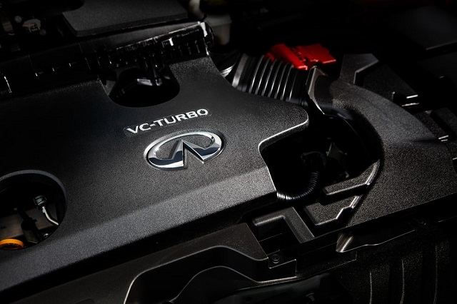 2022 Infiniti QX55 engine