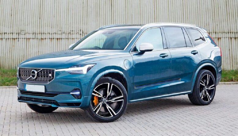2022 Volvo XC90