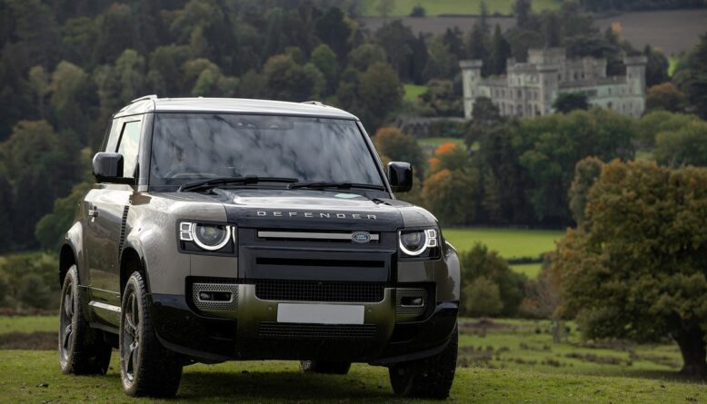 2022 Land Rover Defender