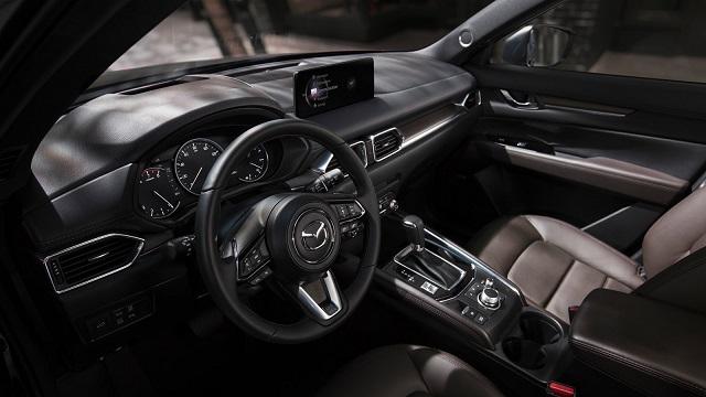 2022 Mazda CX-50 cabin