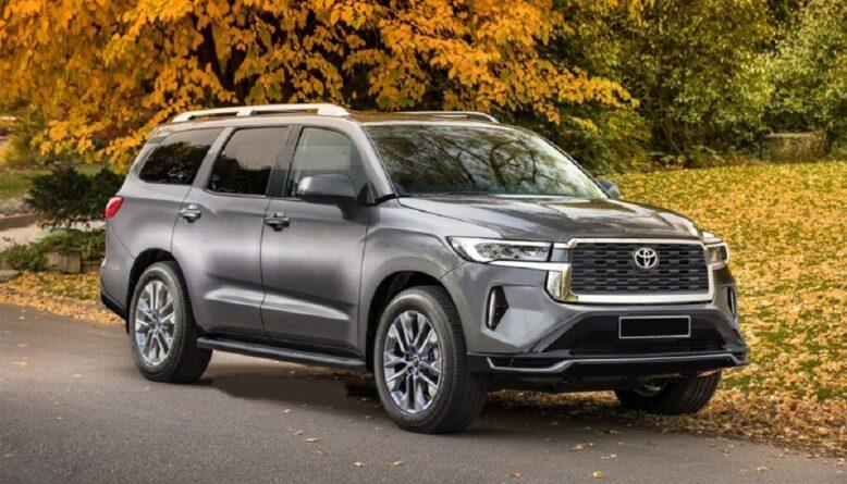 2022 Toyota Sequoia