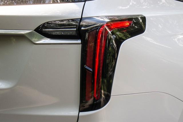 2022 Cadillac XT6 rear