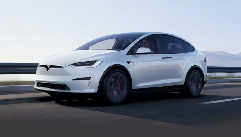 2022 Tesla Modex X