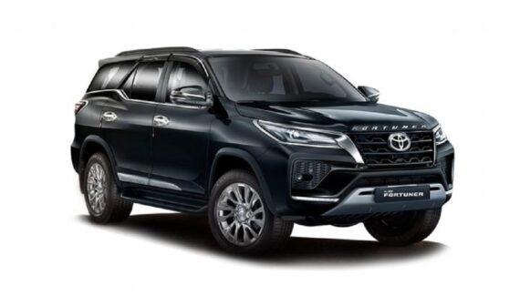 2022 Toyota Fortuner