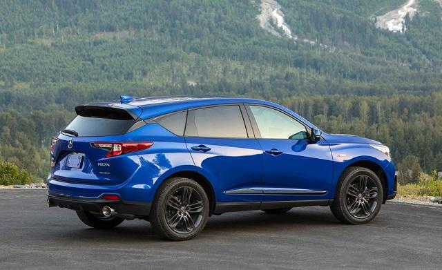 2022 Acura RDX rear