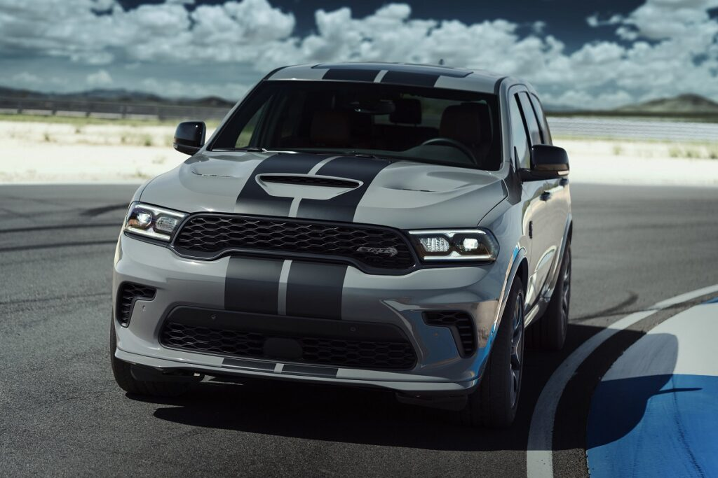 2022 Dodge Durango SRT Hellcat
