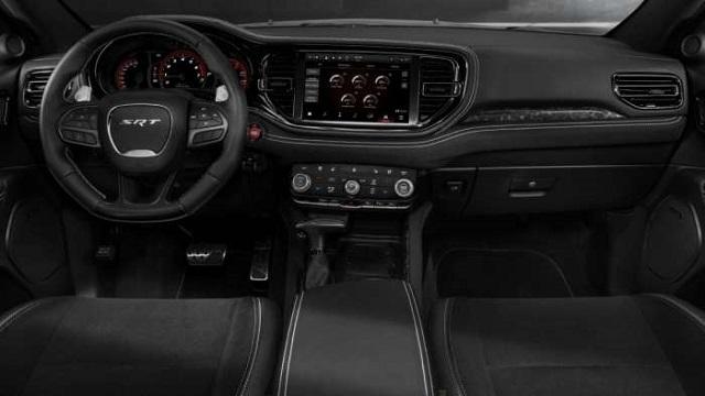 2022 Dodge Durango SRT Hellcat interior