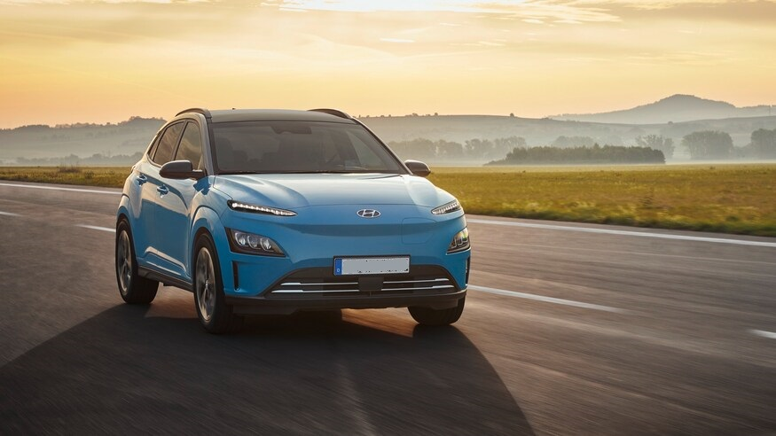 2022 Hyundai Kona Electric first look
