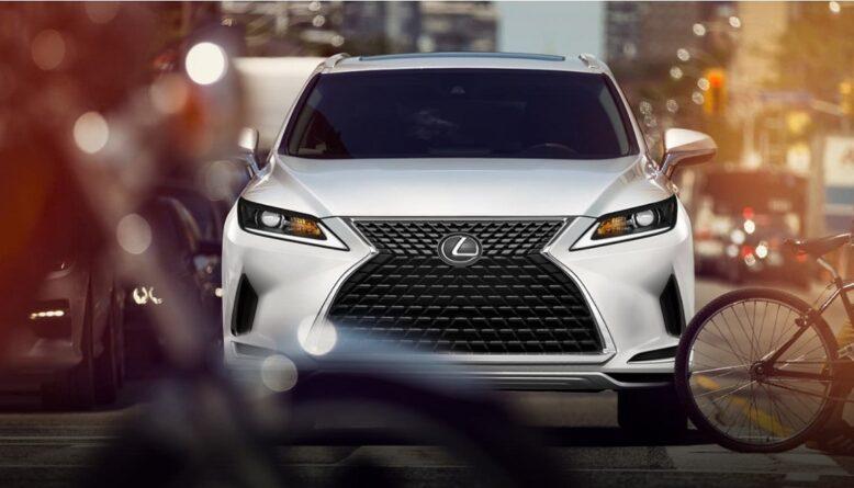 2022 Lexus RX 350