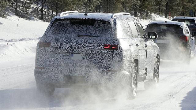 2022 Audi Q9 rear