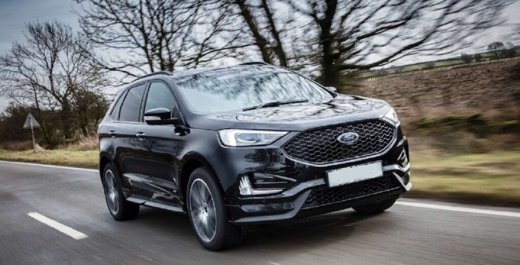 2022 Ford Edge front
