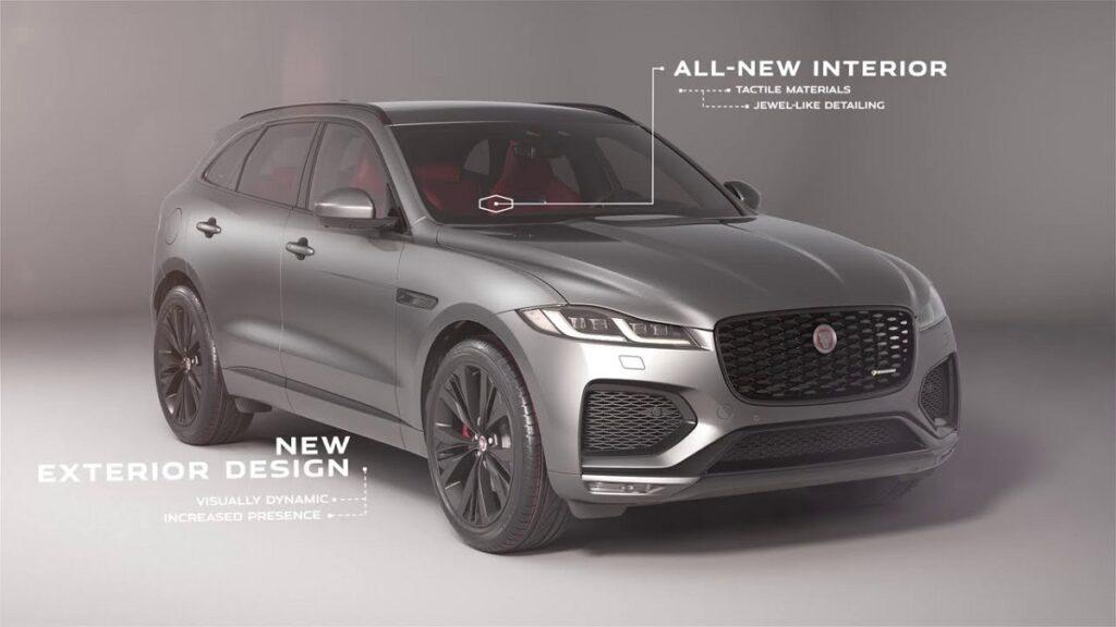 2022 Jaguar F-Pace